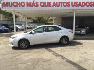 Toyota, Toyota, Corolla 2014, Paseo Puerto Rico