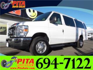 Ford, E-350 Van 2014  Puerto Rico