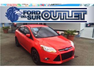 Ford, Focus 2012  Puerto Rico