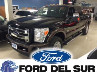 Ford, F-250 Pick Up 2016, F-150 Pick Up Puerto Rico