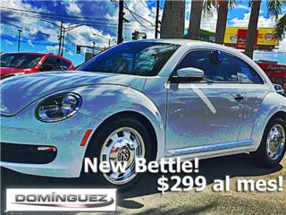 Volkswagen, Beetle 2015, Vanagon Puerto Rico