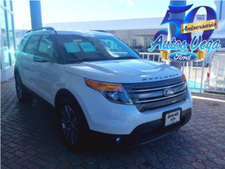 Ford, Explorer 2015, F-150 Pick Up Puerto Rico