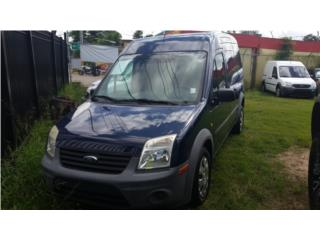 Ford, Transit Connect 2010, F-150 Pick Up Puerto Rico