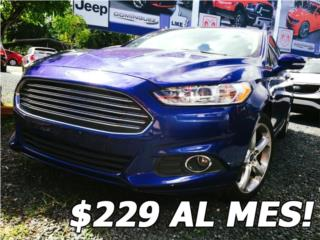 Ford, Fusion 2014  Puerto Rico