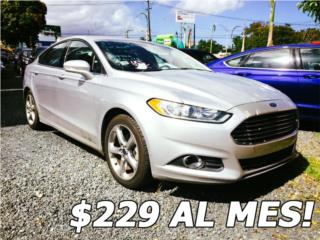 Ford, Fusion 2014, F-150 Pick Up Puerto Rico