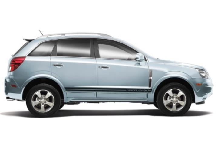 Chevrolet Captiva Sport Del 2014 Clasificados Online
