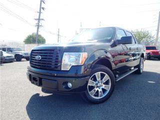 Ford, F-150 Pick Up 2014
