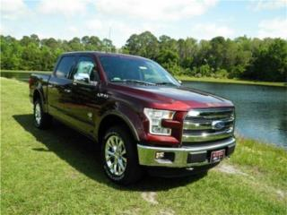 Ford, F-150 Pick Up 2016, F-150 Pick Up Puerto Rico