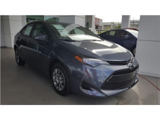 Toyota, Toyota, Corolla 2017, Paseo Puerto Rico