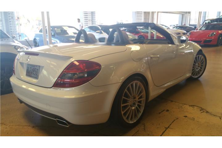 Mercedes benz clase slk del 2009 clasificados online for Mercedes benz san juan puerto rico