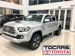 Toyota, Toyota, Tacoma 2017, Supra Puerto Rico