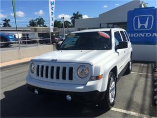 Jeep, Patriot 2016, Kia Puerto Rico