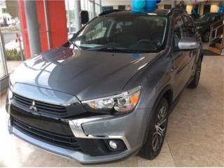Mitsubishi, Mitsubishi ASX 2017, Mitsubishi ASX Puerto Rico