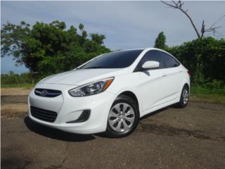 Hyundai Puerto Rico Hyundai, Accent 2016