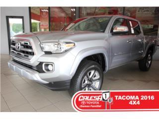 Toyota, Tacoma 2016