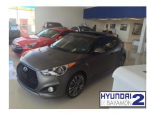 Hyundai Puerto Rico Hyundai, Veloster 2016