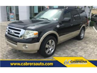 Ford, Expedition 2010, Trailers - Otros Puerto Rico