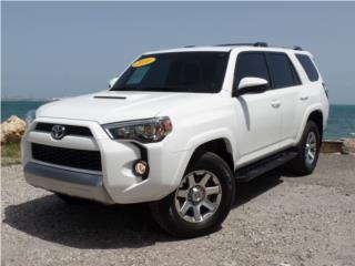 Toyota, 4Runner 2016