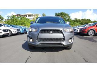 Mitsubishi, Mitsubishi ASX 2015, Mitsubishi ASX Puerto Rico