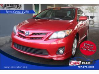 Toyota, Corolla 2011