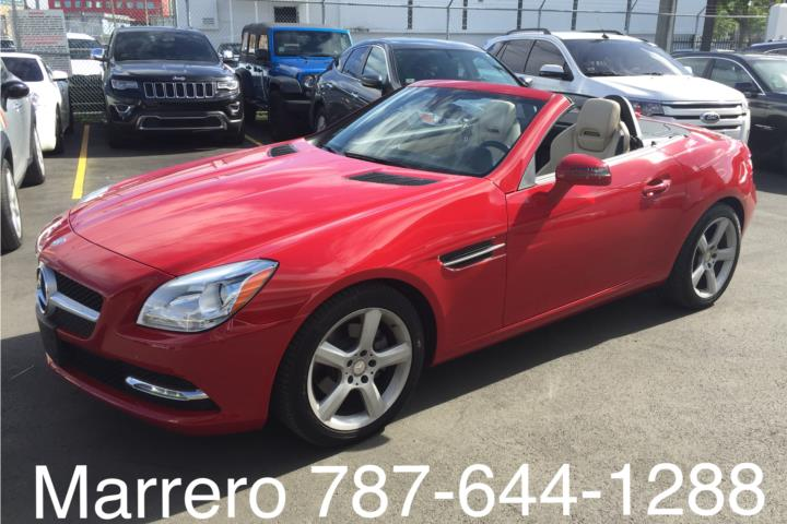 Mercedes slk 250 2015 solo 3k like new mercedes benz for Mercedes benz san juan puerto rico
