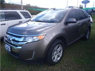 Ford, Edge 2013, F-150 Pick Up Puerto Rico