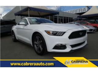 Ford, Mustang 2015  Puerto Rico