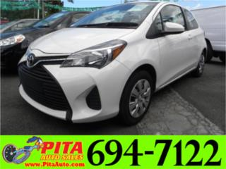 Toyota, Yaris 2015