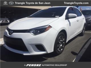 Toyota, Toyota, Corolla 2015, Supra Puerto Rico
