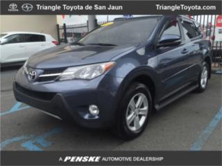 Toyota, Toyota, Rav 4 2014, Paseo Puerto Rico