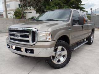 Ford, F-250 Pick Up 2006