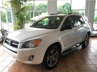Toyota, Rav 4 2011