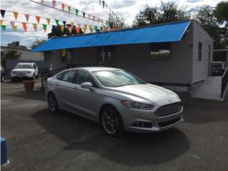 Ford, Fusion 2015