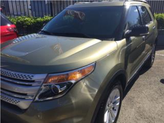 Ford, Explorer 2012, F-150 Pick Up Puerto Rico