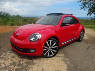 Volkswagen, Beetle 2013, Vanagon Puerto Rico