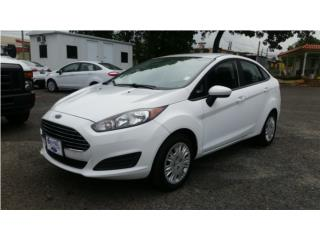 Ford, Fiesta 2015, Ford Puerto Rico