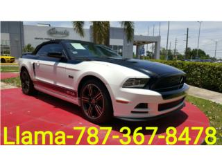 Ford, Mustang 2014, Ford Puerto Rico