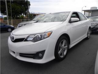 Toyota Puerto Rico Toyota, Camry 2014