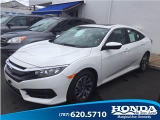 Honda, Civic 2016, Toyota Puerto Rico