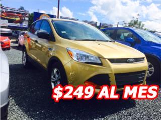 Ford, Ford, Escape 2015, Bronco Puerto Rico
