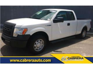 Ford, Ford, F-150 Pick Up 2011, Bronco Puerto Rico