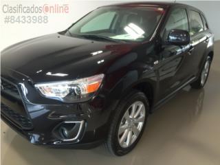 Mitsubishi, Mitsubishi ASX 2016, Mitsubishi ASX Puerto Rico