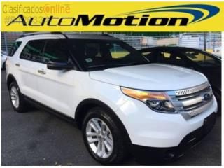 Ford, Explorer 2014  Puerto Rico