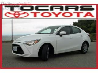 Toyota, Yaris 2016