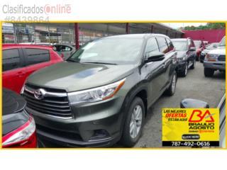 Toyota, Highlander 2015