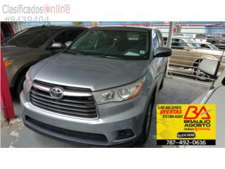 Toyota, Highlander 2014
