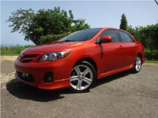 Toyota, Toyota, Corolla 2013, Supra Puerto Rico