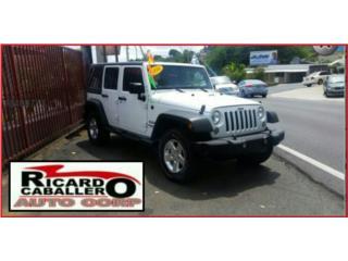 Jeep Puerto Rico Jeep, Wrangler 2016