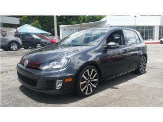 Volkswagen, GTI 2012, Vanagon Puerto Rico