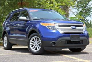 Ford, Explorer 2014